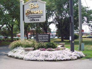 Bob Evans annual color